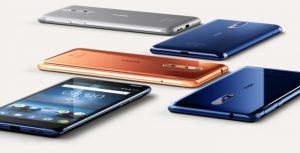 Conoce los detalles del nuevo Nokia 8