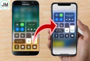 Convierte tu Android IOS 11 (como el Iphone X) Sin Root 2017 | Fácil y rápido