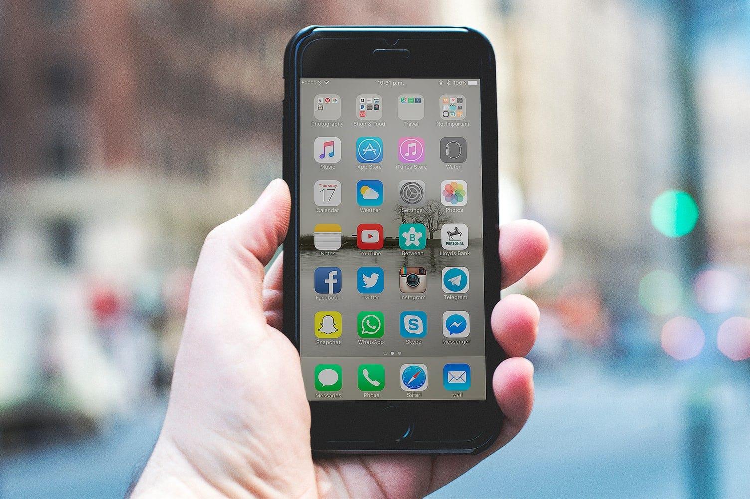 Iphone 8 plus screen recorder