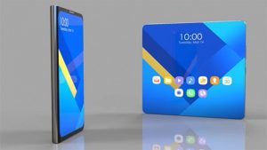 Éste es el Samsung Galaxy X, que saldrá a la venta en el 2018