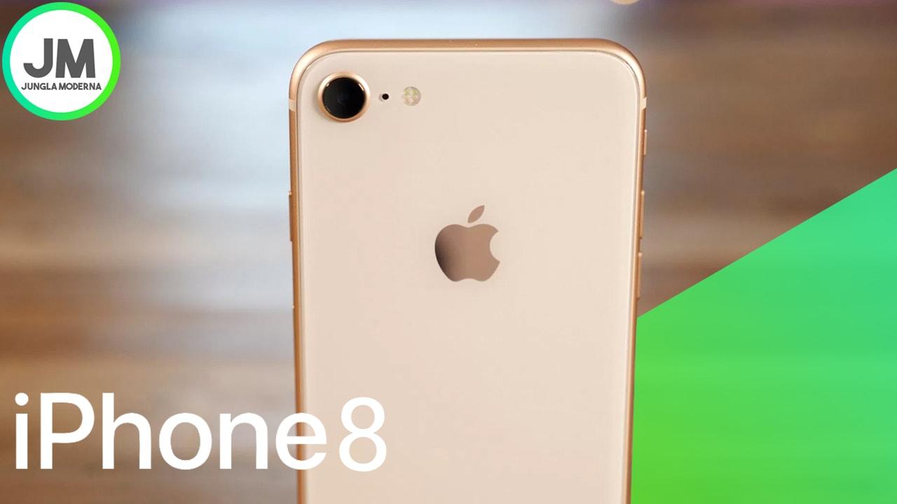 Análisis Iphone 8, ¿Vale la pena a éstas alturas?
