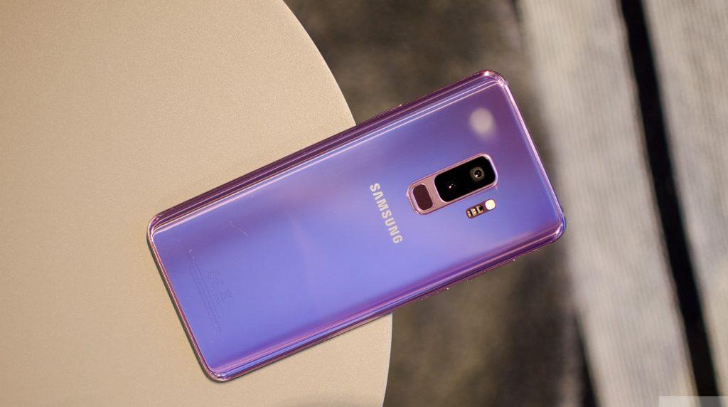 Galaxy s9 plus español