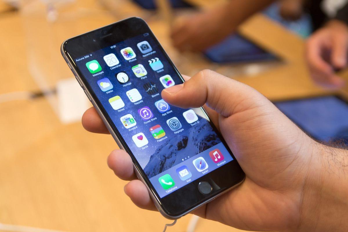 iPhone 6 rendimiento
