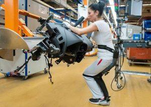 5 cosas raras sobre los exoesqueletos