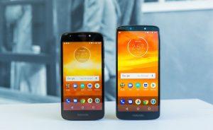 Conoce la nueva gama media-baja de Motorola, los Moto e5 y Moto e5 plus