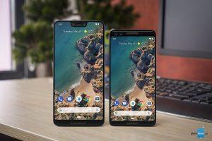 ¿El Google Pixel 3 con Notch?