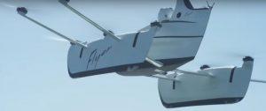 Flyer, el coche volador de Google que ya funciona