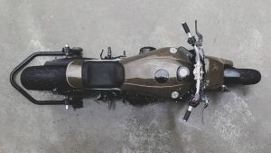 Esta moto futurista de Yamaha esta hecha con una impresora 3D