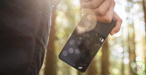 Ni 1, ni 2, ni 3, el smartphone de Light tendrá 9 cámaras