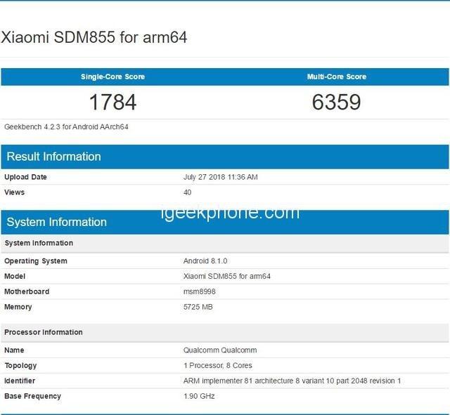 Bombazo del Xiaomi MI 9