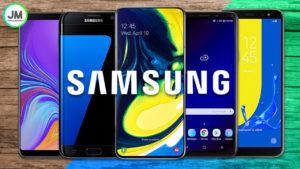 Celulares Samsung: Los Mejores Modelos del 2019
