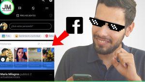 Activa el Facebook en Modo Nocturno