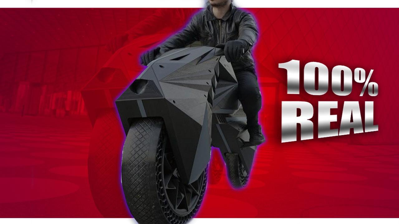 Moto NERA: La Primera Motocicleta Eléctrica Impresa en 3D