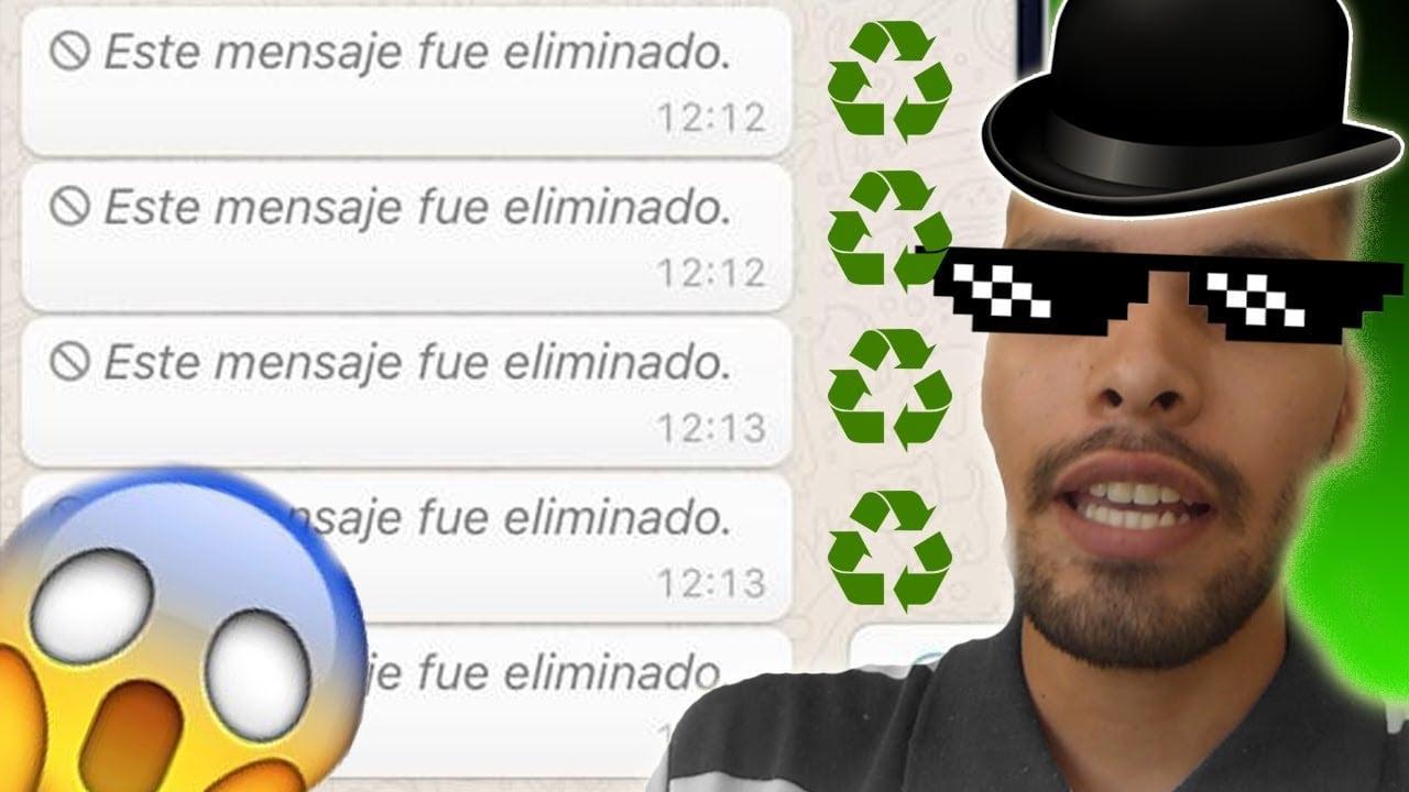 Recuperar Mensajes Borrados de Whatsapp Muy Fácil