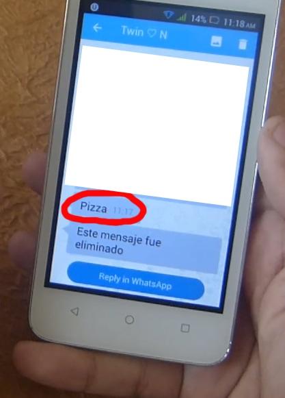 ejemplo de recuperar mensaje borrado 2