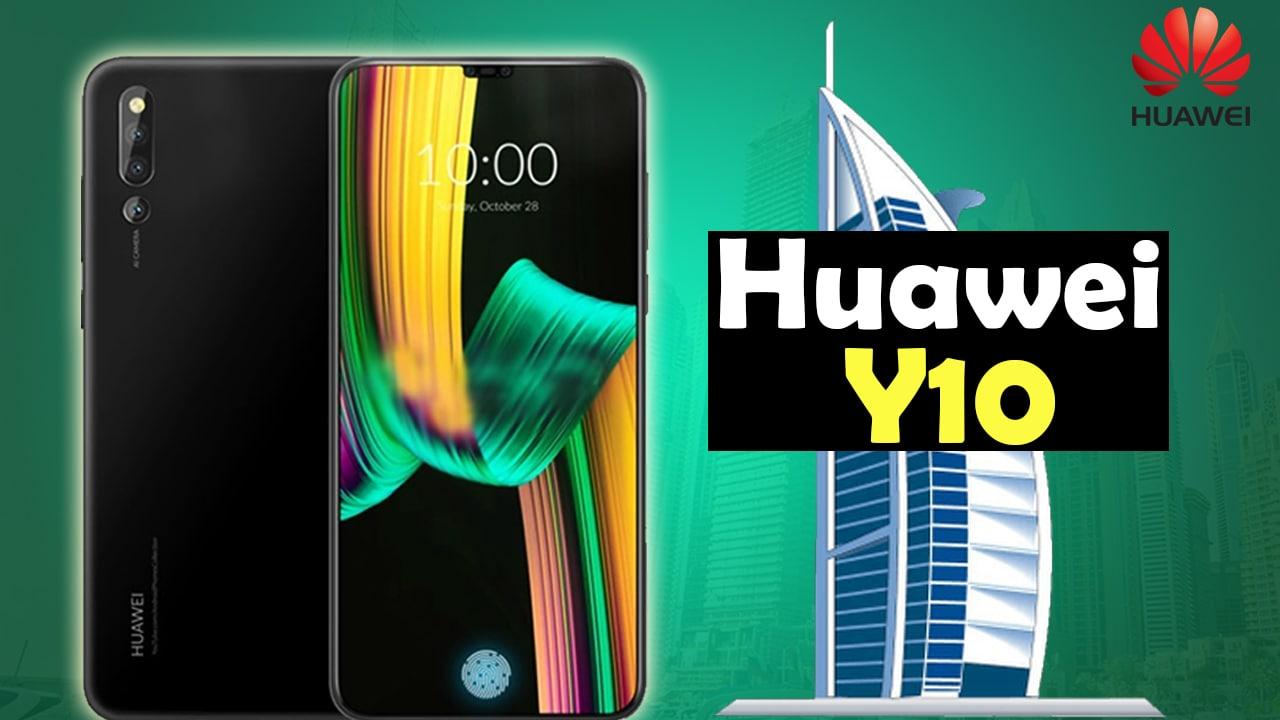 Huawei Y10: El móvil más esperado