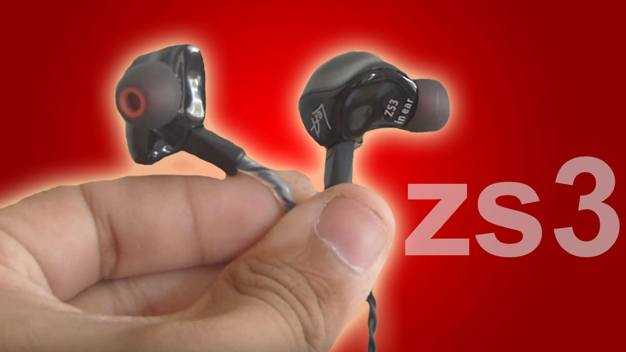 auriculares kzzs3