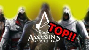 Los 5 Mejores Assasins Creed en 2019