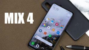 Xiaomi Mi Mix 4- Análisis de Características