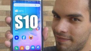 El Mejor Launcher al Estilo del Samsung Galaxy S10