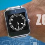 Smartwach Z60: El Mejor Diseño por menos de $20