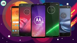 Los 5 Mejores Motorolas que puedes comprar en 2019