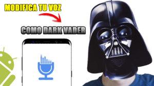 Las 2 Mejores Apps para cambiar la voz en Android