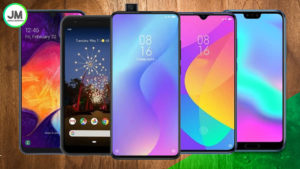 Los Mejores Móviles Android Gama – Media alta en 2019