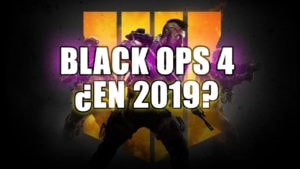 ¿Vale la pena Call of Duty Black Ops 4 en 2019?