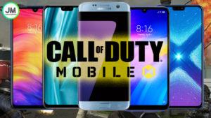 Los Mejores celulares baratos para jugar COD mobile (bajo los $200)