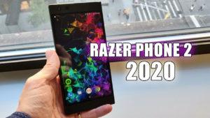 ¿Vale la pena el Razer phone 2 en 2020?