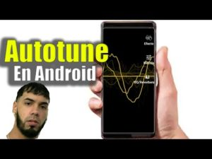 El Mejor Autotune para Android & IOS