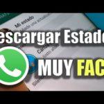 Descargar estados de whatsapp (GRATIS)