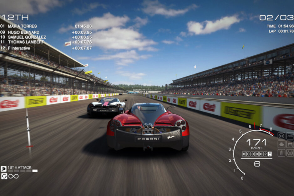 autogrid sport android