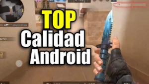 Top mejores juegos de Android del 2020 Calidad Peso