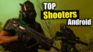 Los Mejores juegos Shooters FPS para Android en 2021
