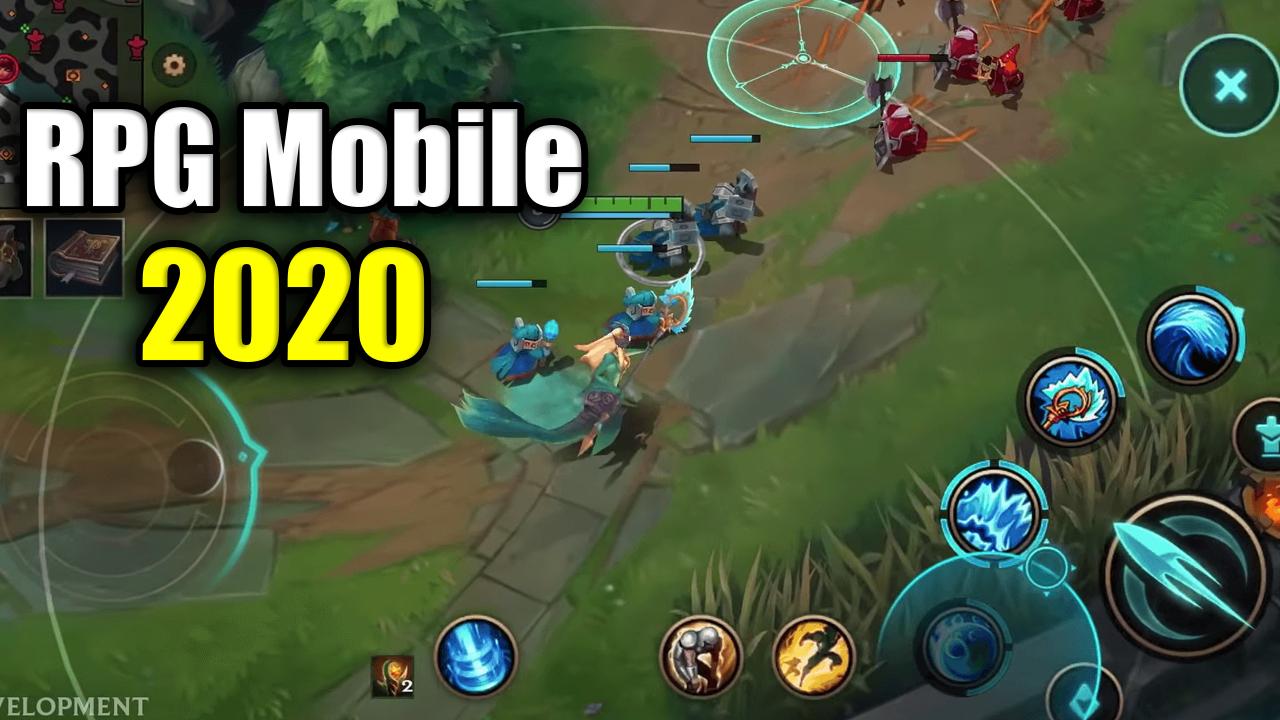 Top Mejores Juegos RPG en Android & IOS en 2020