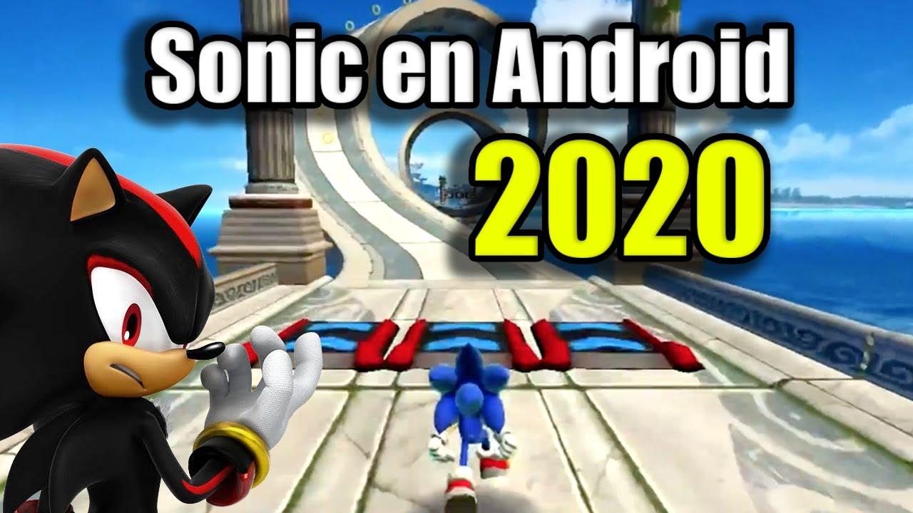 Los Mejores Juegos de Sonic en Android 2020
