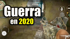 Top Mejores Juegos de Guerra en Android 2020