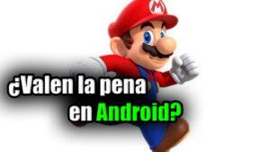 Mejores Juegos de Super Mario Bros para Android