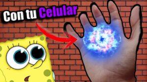 Crea Efectos Especiales de Cine con tu Celular