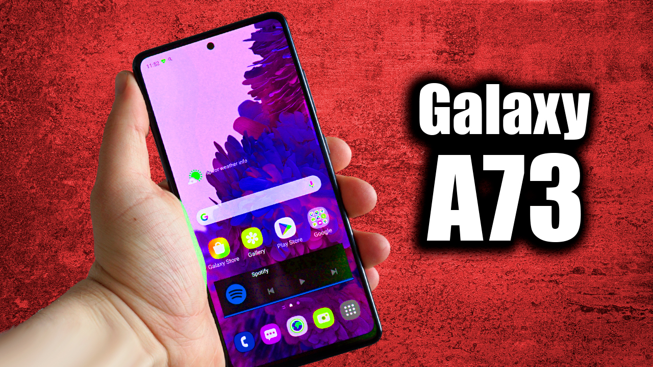 Galaxy A73 Características, Lanzamiento y Más